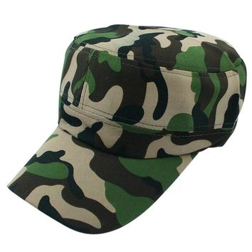 Trendy Winter Jacket Men Women Camouflage Baseball Cap Outdoor Climbing Baseball Cap Hip Hop Dance Hat Cap #A23 AT_92_12