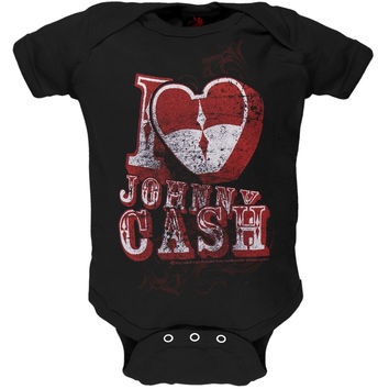 Johnny Cash - Love Baby One Piece