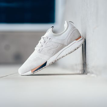 AA HCXX New Balance MRL247MS LUXE 2.0 - Grey/Navy/Brown