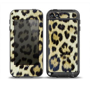 The Real Leopard Hide V3 Skin for the iPod Touch 5th Generation frē LifeProof Case