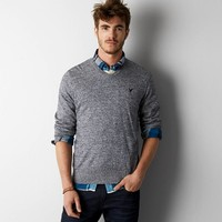 AEO Iconic V-Neck Sweater