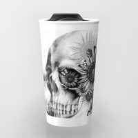 Reflection Travel Mug by Kristy Patterson Design