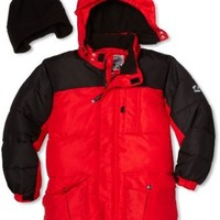 Rothschild Boys 8-20 Two Tone Puffer Jacket $45.00