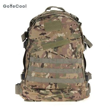 ONETOW 40L 3D Outdoor Sport Military Tactical climbing mountaineering Backpack Camping Hiking Trekking Rucksack Travel Bag