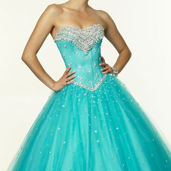 Paparazzi by Mori Lee 97002 Dress