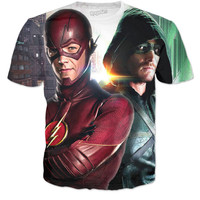 The Flash & Green Arrow
