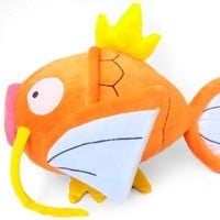 "Magikarp 12"" Pokemon Plush Doll - Pokemon trainer cosplay plushie IN UK"