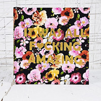 """It Was All Amazing"" Fotoalbum - Urban Outfitters"