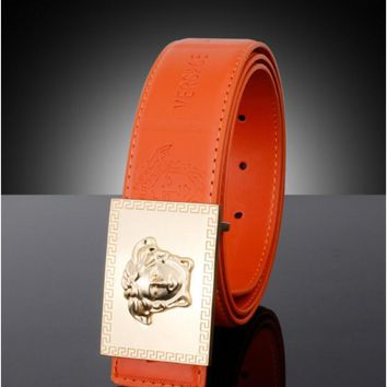 Versace mens medusa belt One-nice™