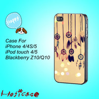 iphone 4 case,iphone 4s case,iphone 4 cases,iphone 5 case,dream catcher,in plastic,silicone,cute ipod 4 case,cute ipod 5 case.cute iphone 5