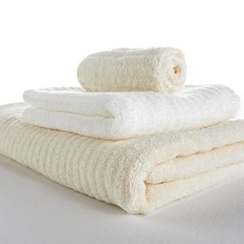 Corduroy Towels by Abyss and Habidecor