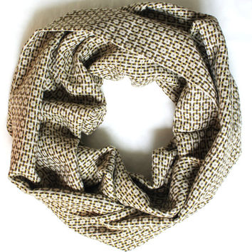 green winter mesh scarf,infinity scarf, scarf, scarves, long scarf, loop scarf, gift
