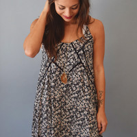 Out West Floral Cami Dress