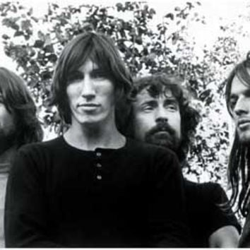 Pink Floyd Band Portrait Poster 11x17