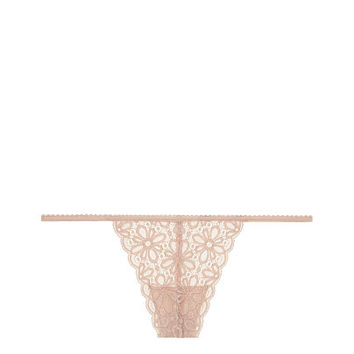 Daisy Lace V-string Panty - The Lacie - Victoria's Secret