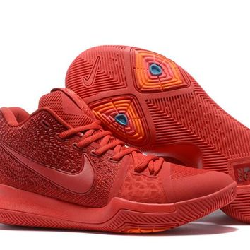 "Nike Kyrie Irving 3 ""Moving Red"" Basketball Shoe US7-12"
