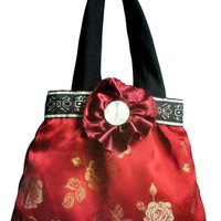Gorgeous Oriental Handbag