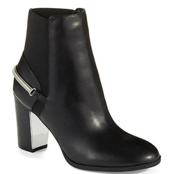Isaac Mizrahi New York Spiffy Ankle Boots