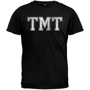 TMT Vintage Black Adult T-Shirt