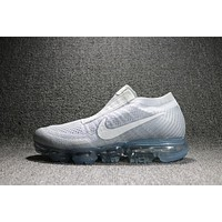 Best Deal Online 2018 Nike Air Max VaporMax Flyknit Men Women Running Shoes White Rei