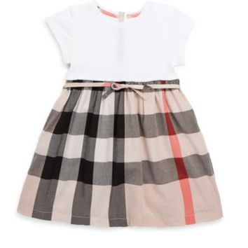 Burberry - Little Girl's & Girl's Rhonda Cotton Dress