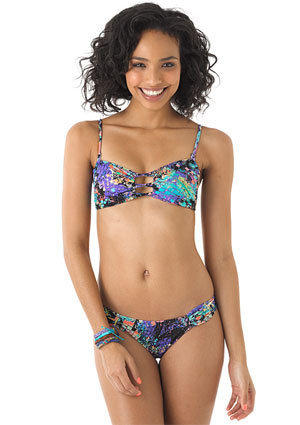 dELiAs > Billabong Abstract Bandeau Top >