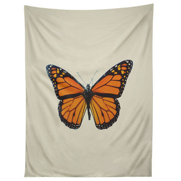 Chelsea Victoria The Queen Butterfly Tapestry