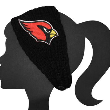 Cardinals Knit Headband