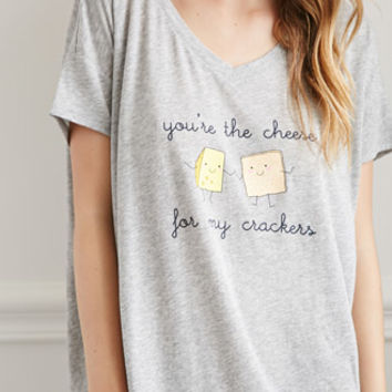 Cheese and Crackers Nightdress