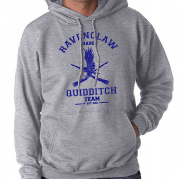Ravenclaw Quidditch team CHASER Harry Potter Pullover Hoodie