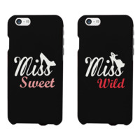 Miss Sweet Wild Phone Cases