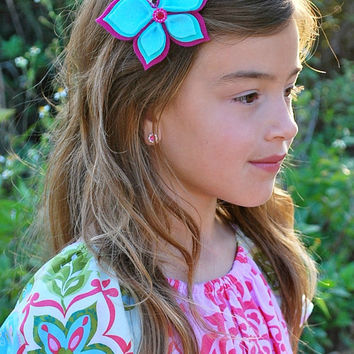 Butterfly - Butterfly Hair Clip - Butterfly Headband - Felt Hair Clip - Felt Hair Accessory - Headbands - Hair Clips - Children Baby