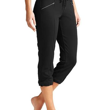 Athleta Womens Metro Slouch Capri