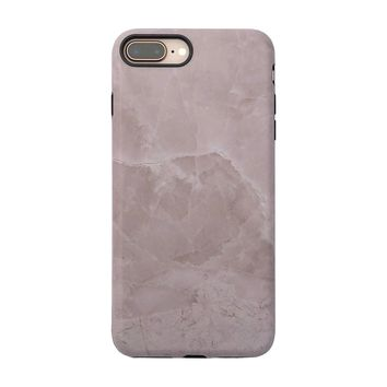 Marble Case for iPhone 8 Plus / 7 Plus - Sandshell