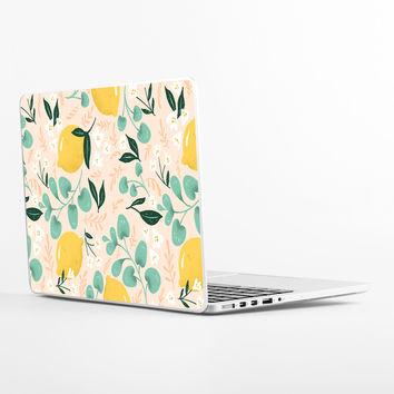 Lovely Lemons Laptop Skin