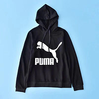 """PUMA"" Women Fashion Hooded Top Pullover Sweater Sweatshirt Hoodie"
