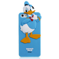 Donald Duck Silicone Case for iPhone 5 & 5s