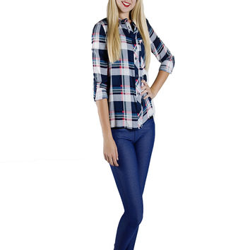 Jean Jeggings: 5 Colors