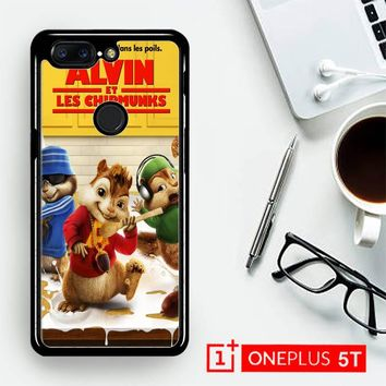 Alvin And The Chipmunks Y0710  OnePLus 5T / One Plus 5T Case