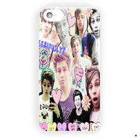 Luke Hemmings 5Sos Collage Cute For iPhone 5 / 5S / 5C Case