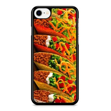 Taco Bell 2 iPhone 8 Case
