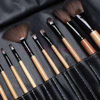 12pcs Face Makeup Brush Set