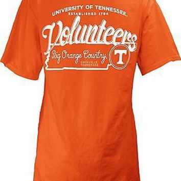 Tennessee Volunteers Pocket T-Shirt Women's Elly May T-Shirt