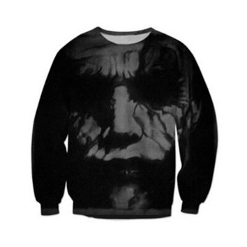 The Joker Batman Black Sweatshirt