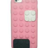 Pink Lego iPhone 6 Case
