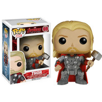 Thor Avengers Age Of Ultron Pop Vinyl Figure Bobble Head
