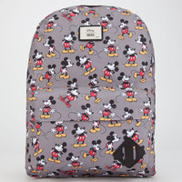 Vans Disney Mickey Mouse Old Skool Backpack Multi One Size For Men 25716195701