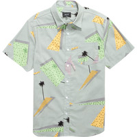 Huf 1986 Shirt - Short-Sleeve - Men's