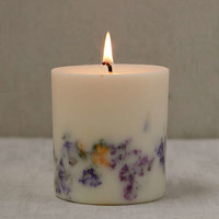 Wild Flowers Candle | Urban Outfitters