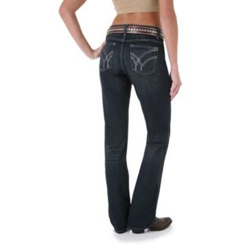 Wrangler® Cowgirl Cut® Ultimate Riding Jean, Q-Baby
